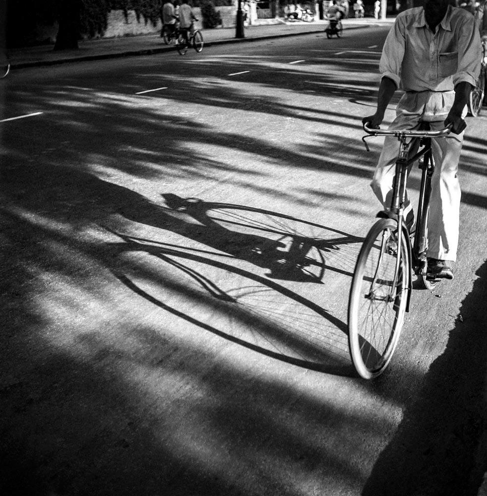 A shadow & the man, 1956